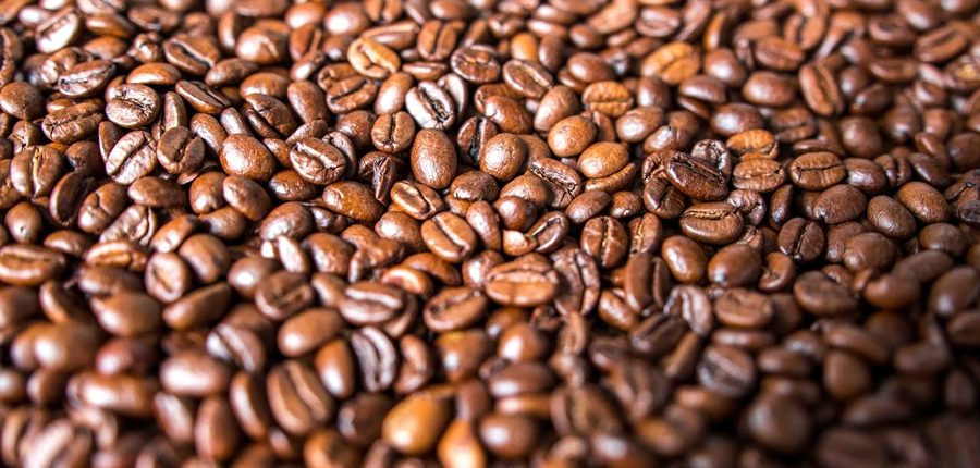 Coffee beans are a source of cold drip caffeine