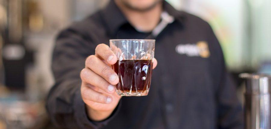 Cold Brew Coffee ist eine kalt gebraute Kaffeespezialität