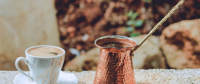 Mokka ist auch unter dem Begriff türkischer Kaffee bekannt